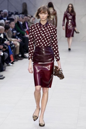 Burberry Prorsum, Ready to Wear, Fall Winter, 2013, London