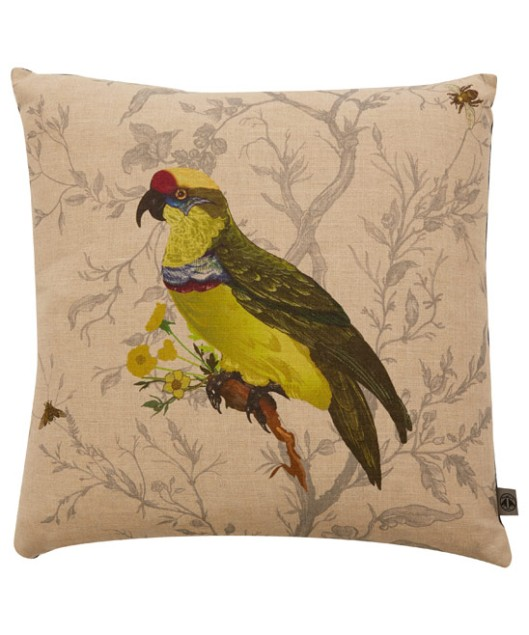 timourous beasties cushion