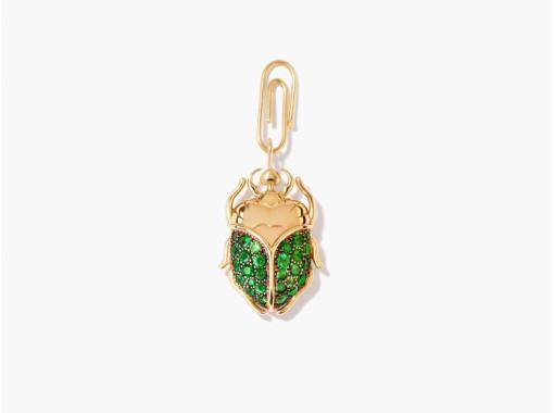 bidermann scarab-pendant