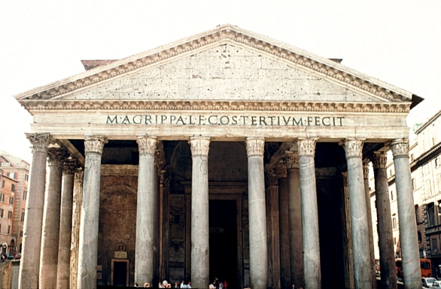 rome panthon