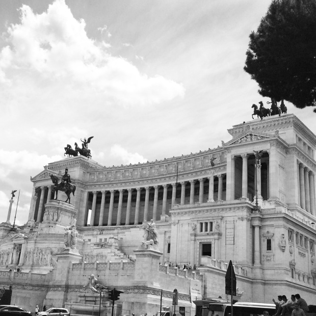 rome venezia