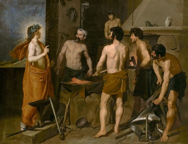 APOLLO AT THE FORGE OF VULCAN