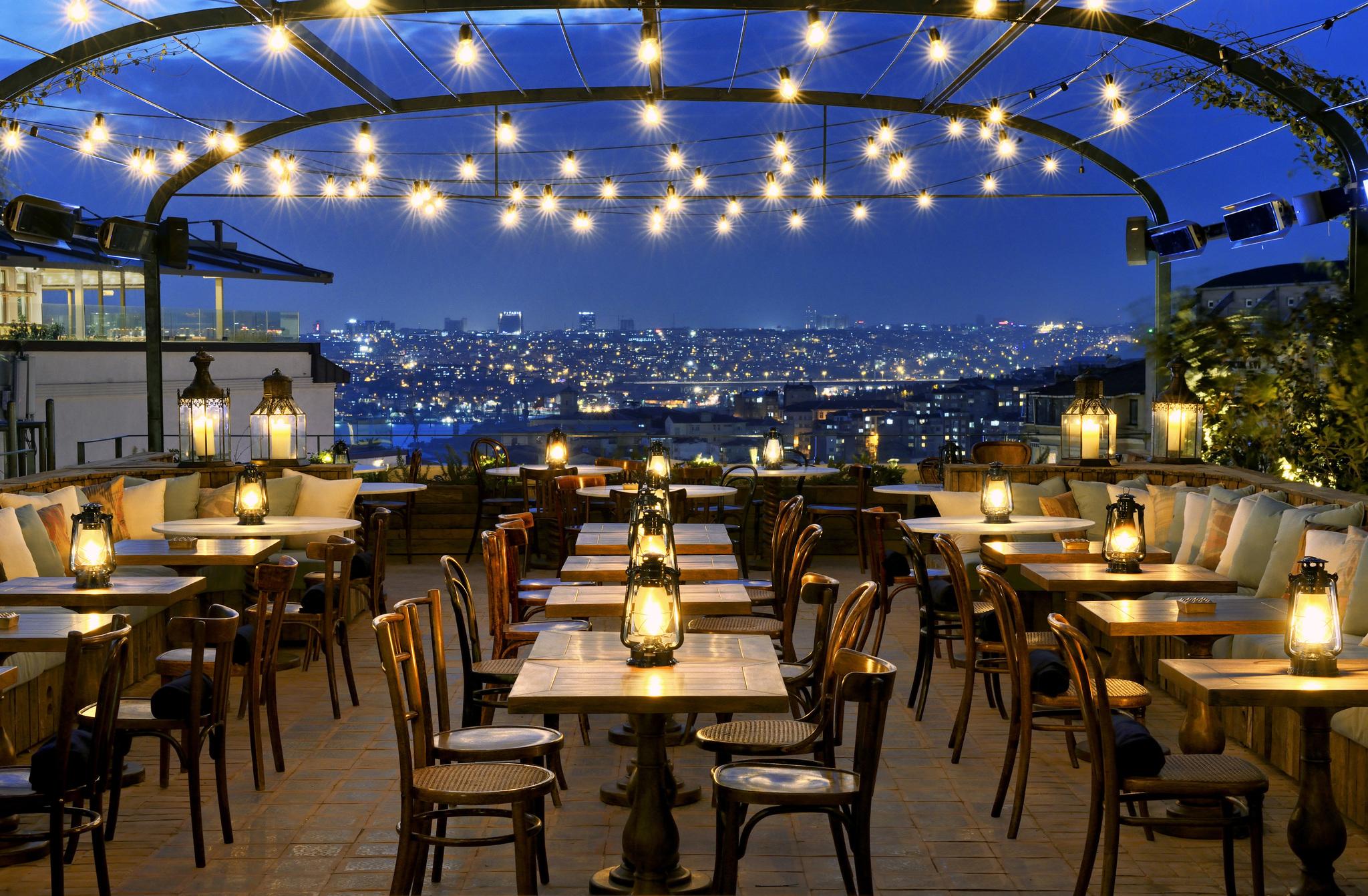 So cool chic soho house istanbul amazing grace